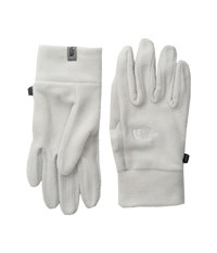 The North Face Women's Tka 100 Glove Lunar Ice Grey Extreme Cold Weather Gloves Bone