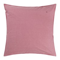 Tommy Hilfiger Chambray Pillowcase Pink