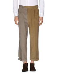 Lc23 Casual Pants Camel