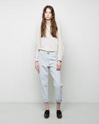 3.1 Phillip Lim Ceramic Washed Jean Glacier