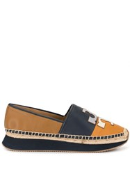 Tory Burch Espadrille Sneakers Blue