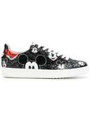 Moa Master Of Arts Mickey Sneakers Black