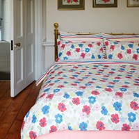 Cath Kidston Paradise Flowers Duvet Set Single