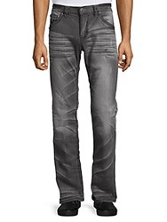 Affliction Cooper Straight Leg Jeans Omaha