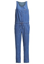 Lee Jumpsuit Delft Blue