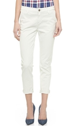 Ag Jeans The Tristan Tailored Trousers Sulfur Bleached Quartz