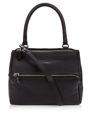Givenchy Pandora Medium Leather Bag Black