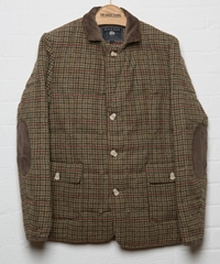 Penfield Banks Moon Tweed Blazer The Great Divide