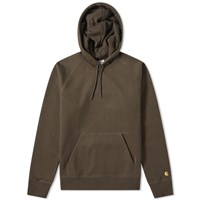 Carhartt Hooded Chase Sweat Green