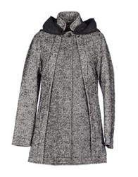 Swiss Chriss Coats Grey