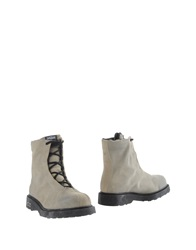 Cult Ankle Boots Grey