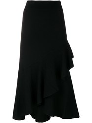 Temperley London Brise Skirt Viscose L Black