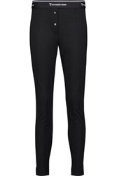Alexander Wang T By Ponte Leggings Black