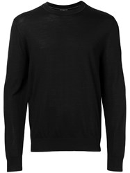 Paul Smith Ps By Crew Neck Pullover Black