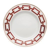 Richard Ginori 1735 Catene Scarlatto Side Plate