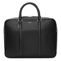 Paul Smith Black New City Slim Briefcase