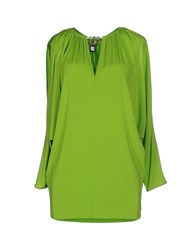 Roccobarocco Topwear T Shirts Women Acid Green