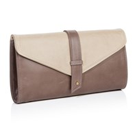 Nadia Minkoff The Newington Fawn And Beige Brown Neutrals