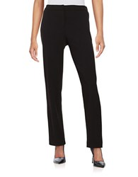 Calvin Klein Straight Leg Dress Pants Black