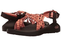Chaco Zx 3 Classic Java Ginger Women's Sandals Orange