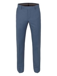 Alexandre Of England Westminster Tailored Fit Trouser Blue