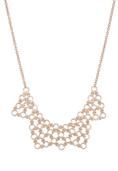 Kiomi Necklace Matt Copper