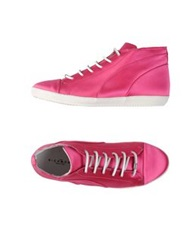 John Richmond High Tops And Trainers Fuchsia