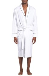 Men's Daniel Buchler Peruvian Pima Cotton Robe