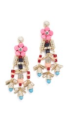 Adia Kibur Amy Earrings Multi