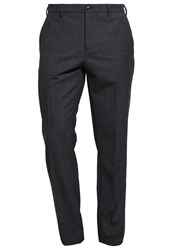 United Colors Of Benetton Suit Trousers Grey
