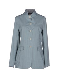 Douuod Suits And Jackets Blazers Women Green