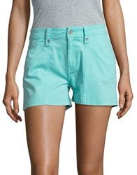 Calvin Klein Jeans Stretch Cotton Shorts Maple Butter