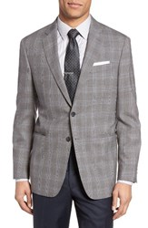 Todd Snyder Men's White Label Mayfair Trim Fit Plaid Wool Sport Coat