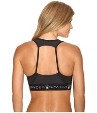Spyder Brayzen Bra Top Black Women's Bra