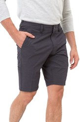7 Diamonds Men's Hybrid Shorts Charcoal