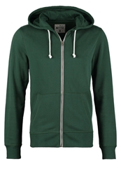 Tom Tailor Denim Tracksuit Top Huntsman Dark Green