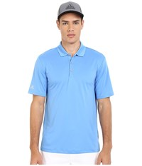 Adidas Performance Polo Lucky Blue Men's Clothing