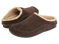 Sorel Falcon Ridge Bark Slip On Shoes Brown