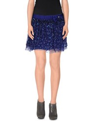 Scee By Twin Set Skirts Mini Skirts Women