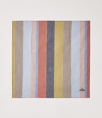 Vivienne Westwood Striped Handkerchief Blue