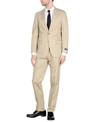 Brooks Brothers Suits Beige