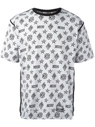 Ktz Monogram T Shirt Black