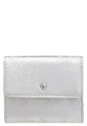 S.Oliver Wallet Light Silver Metallic