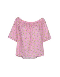 Ultrachic Ultra'chic Blouses Pink
