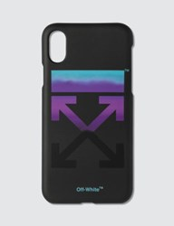 Off White Gradient Iphone X Cover