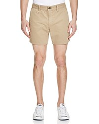 Rag And Bone Rag And Bone Chino Shorts Dark Khaki