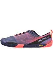 Merrell Vapor Glove 2 Trainers Crown Blue Purple