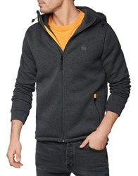 Bench Bonded Hooded Jacket Navy