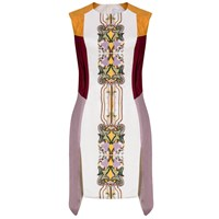 Bashaques Art Deco Embroidery Dress