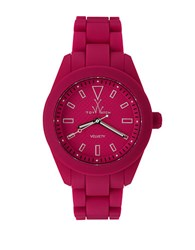 Toy Watch Ladies Velvety Pink